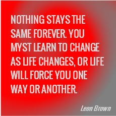 learn to change